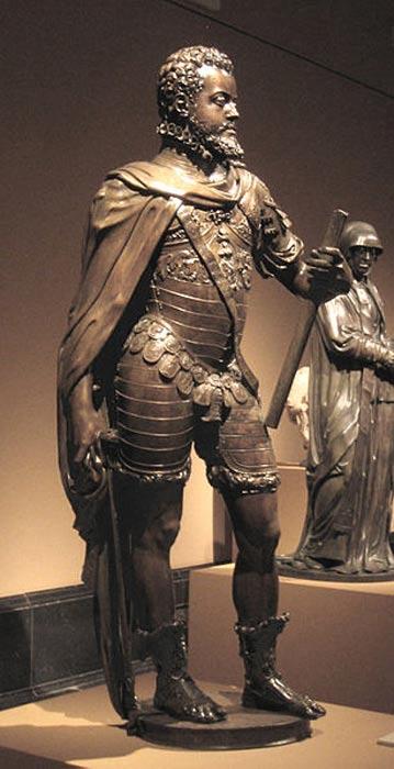 Estatua de Felipe II, rey de España. (Carlos Reusser/CC BY 2.0)