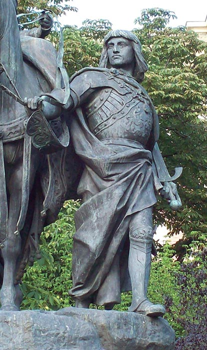 Estatua de Gonzalo Fernández de Córdoba, Madrid. (CC BY-SA 3.0)