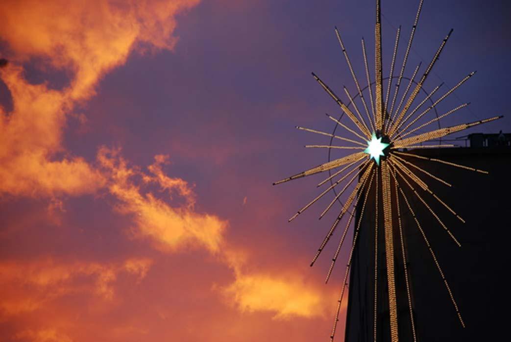 ¿Es posible que la Estrella de Oriente fuese visible brevemente justo antes del amanecer? (James Callan / CC BY-NC-SA)