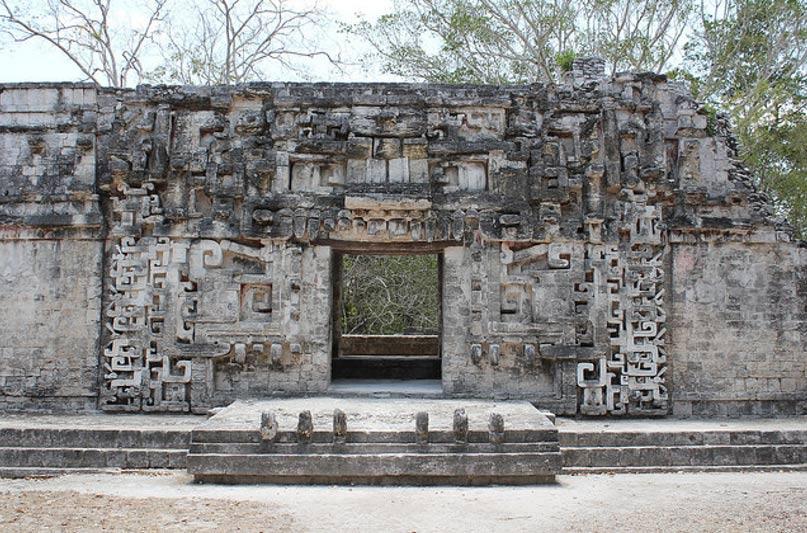 Estructura II de Chicanná. (Arian Zwegers/CC BY 2.0)
