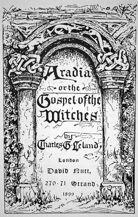El Evangelio de las Brujas. (Public Domain)