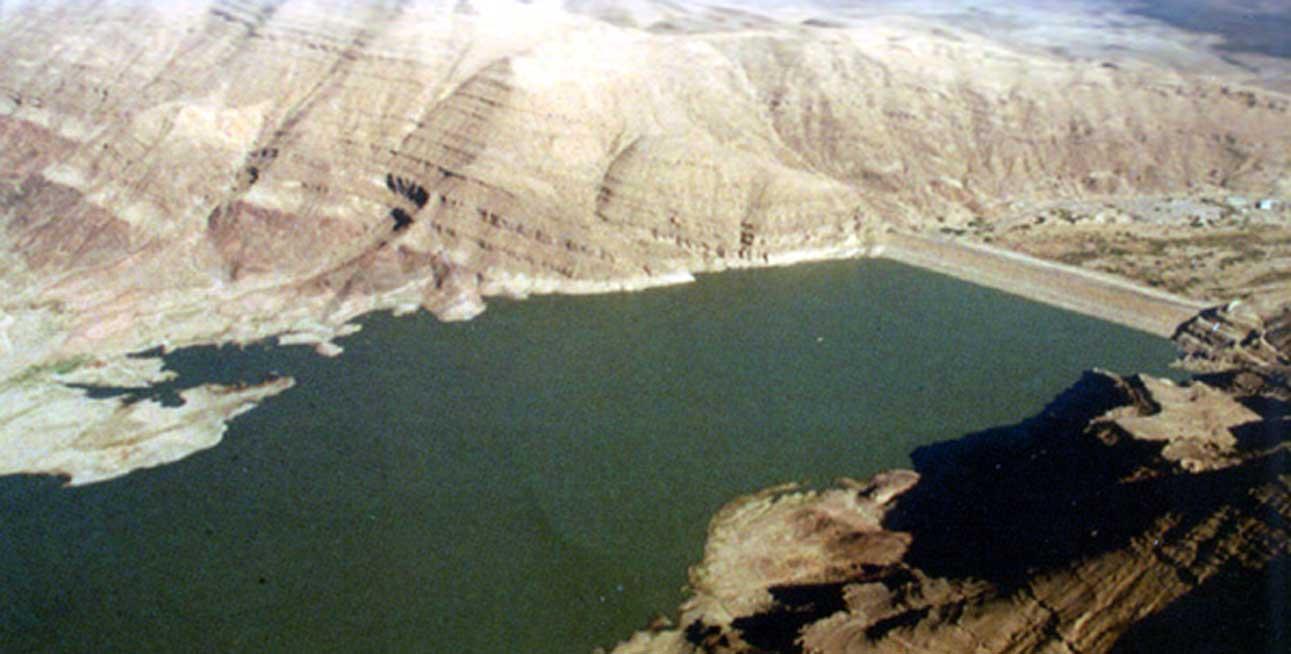 La presa de Ma'rib era vital para controlar el flujo de agua en la zona. (Inam's Water World)