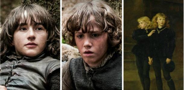 Los jóvenes príncipes (Shannawrites.com)