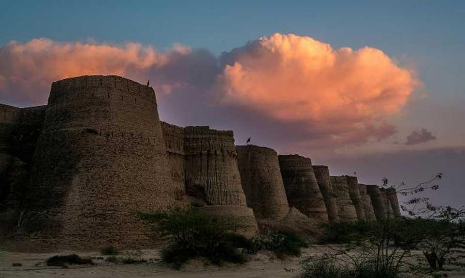 El Fuerte Derawar al amanecer. (CC BY-SA 3.0)