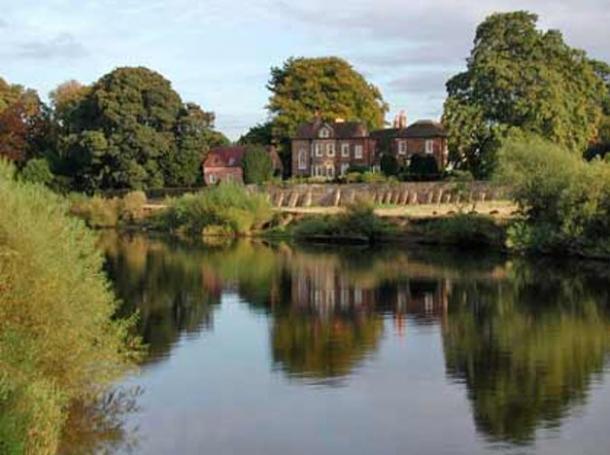 Las vistas en dirección a Fulford Hall, en las afueras de York (Paul Glazzard / geograph.org.uk (CC license))