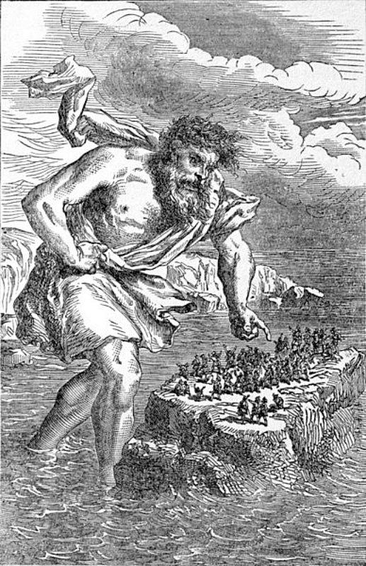 El antiguo texto que describe el exterminio de los Nefilim