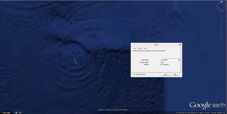 Imagen de Google Earth