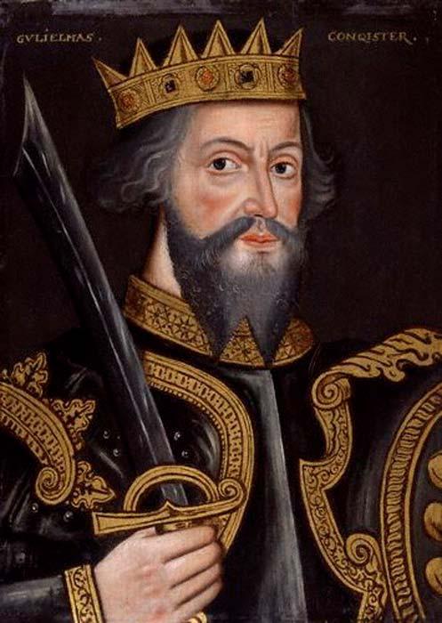 Retrato de Guillermo el Conquistador realizado por un artista desconocido en torno al año 1620. (Dominio público)