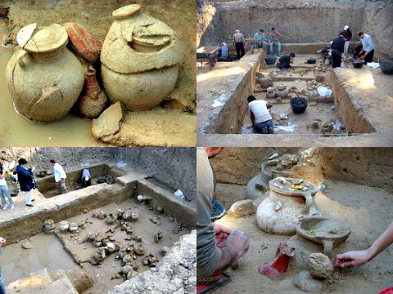 A lo largo de las diversas temporadas de excavaciones, el equipo de arqueólogos españoles ha hallado numerosos objetos que prueban la importancia que tuvo la ciudad en la antigüedad. (Fotografías: Universitat Pompeu Fabra)