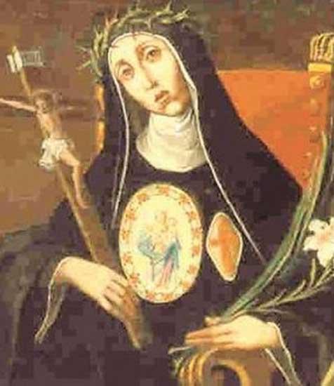 Retrato de la hermana Maria Crocifissa della Concezione. (Quotidiano)