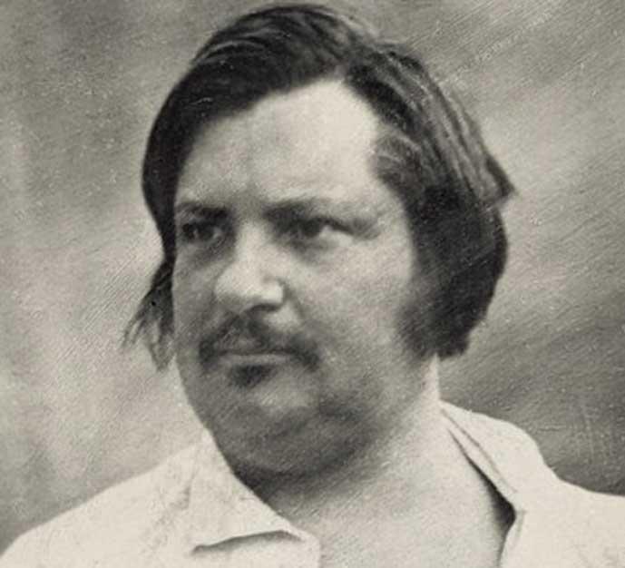 Honoré de Balzac (1799-1850). (Public Domain)