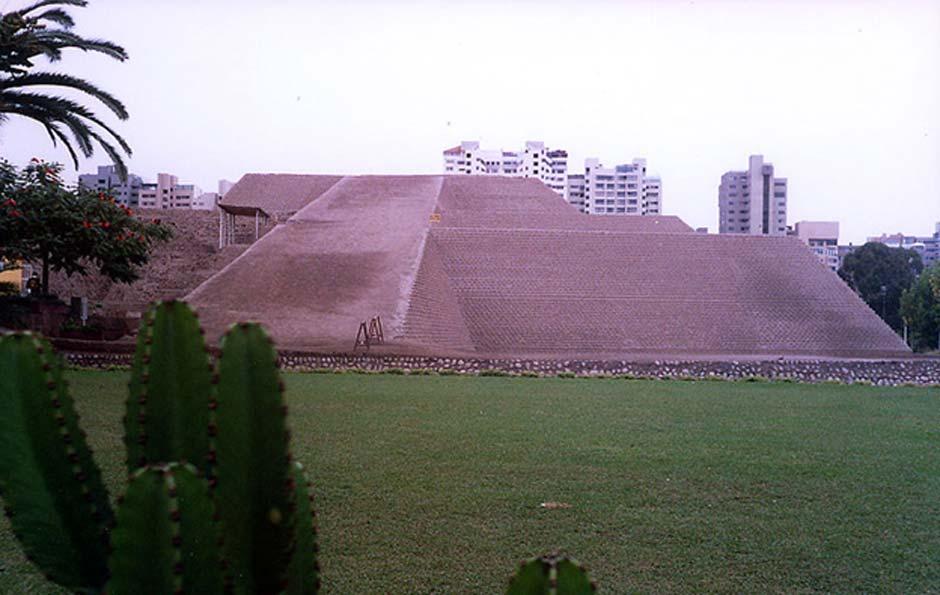 Huallamarca, San Isidro, Lima, Perú. (Håkan Svensson/CC BY SA 3.0)