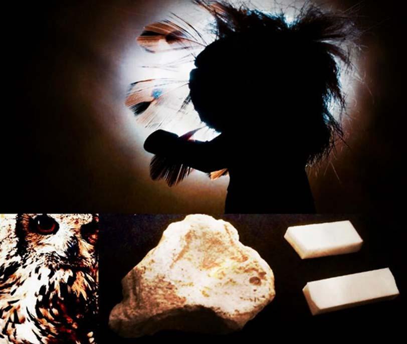 Los míticos huesos del temible y peludo Sasquatch o de búhos humanoides devoradores de hombres eran en realidad restos de megafauna de la Edad del Hielo. (Legendz Collective)