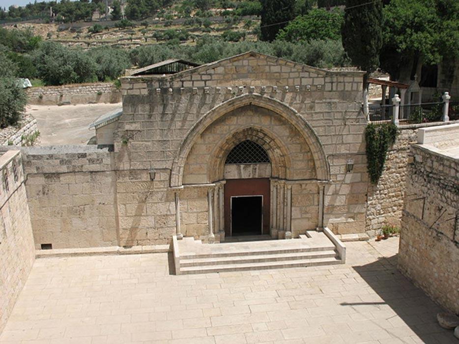 Iglesia de Jerusalén en la que se encuentra la Tumba de María. (CC BY 2.0)