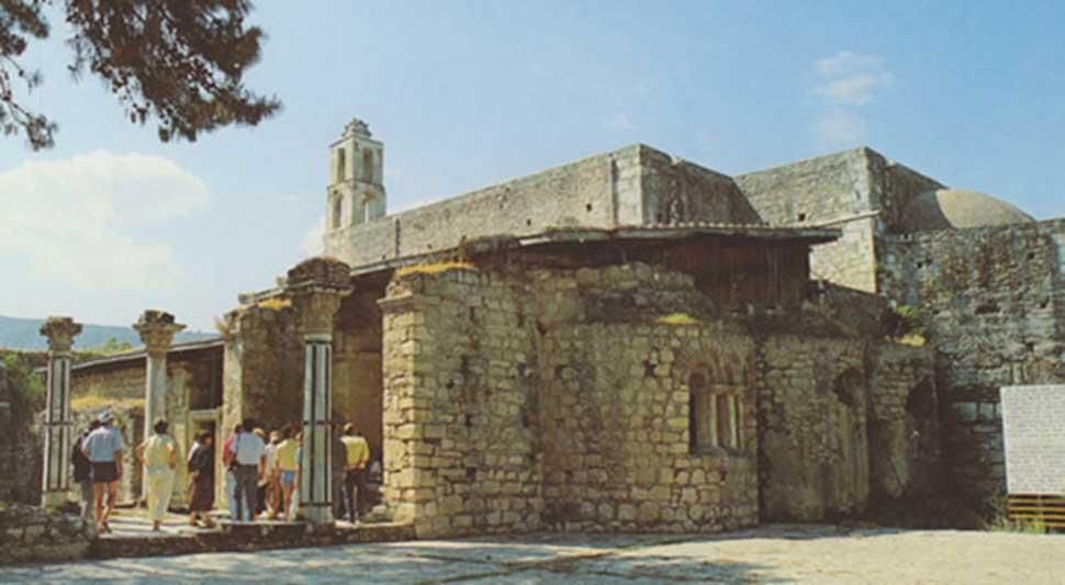 Iglesia de San Nicolás (Museo) en Demre, bajo la cual arqueólogos turcos han detectado una tumba que se cree podría albergar los auténticos restos de San Nicolás (Fotografía: stnicholascenter)