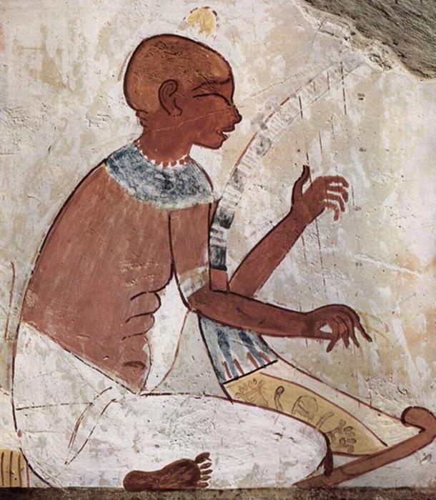 Imagen de Maler der Grabkammer des Nacht / Dominio Público