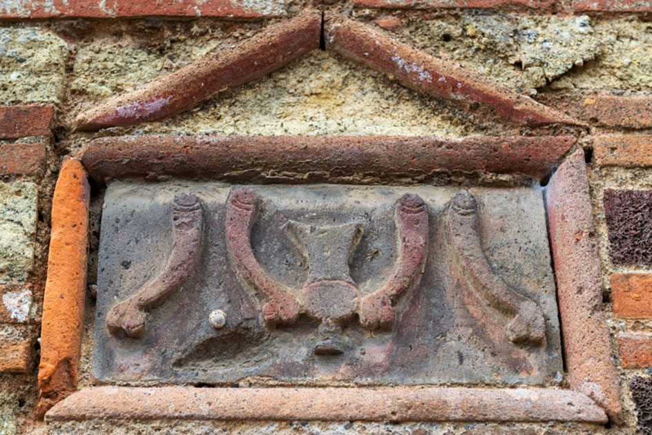 Imágenes de falos en la pared de un prostíbulo de Pompeya (scaliger / Fotolia)