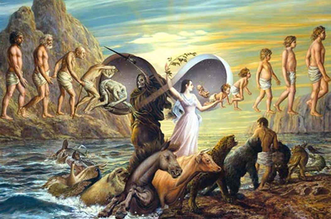 Alegoría de la inmortalidad. (Gnostic Warrior)