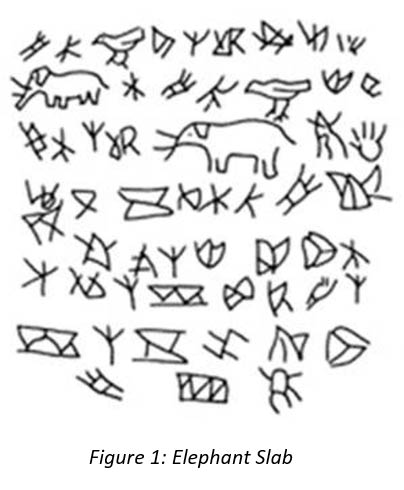 Figura 1: Losa de los Elefantes