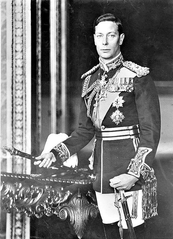 Según los nuevos datos publicados, incluso el rey Jorge VI de Inglaterra habría pertenecido a una importante logia masónica. En la foto, el monarca en uniforme de mariscal del ejército británico. (Bertram Park/Biblioteca del Congreso de los Estados Unidos)