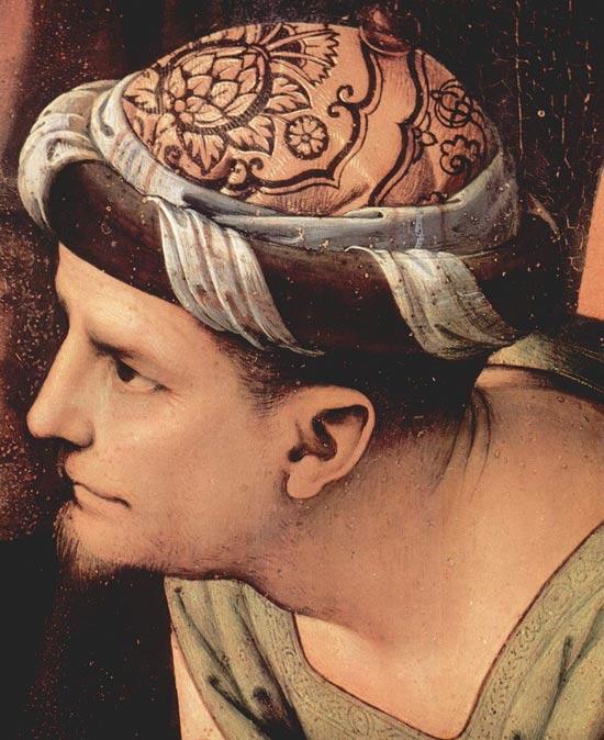José de Arimatea, obra de Pietro Perugino. (Public Domain)