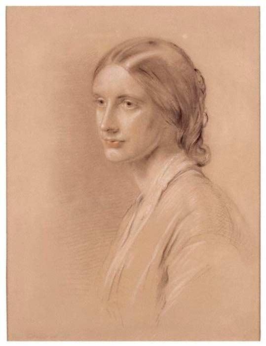 Josephine Butler en 1851. (Public Domain)