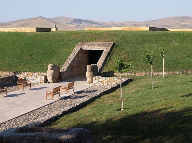 Kaman-Kalehöyük, Turquía (Wikimedia Commons)
