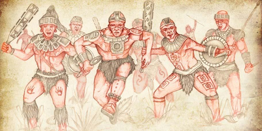 Los ladrones de Gadiantón. (Meridian Magazine)