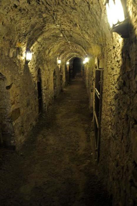 Las bóvedas bajo la iglesia de San Michan, Dublín, Irlanda. (Jennifer Boyer/CC BY 2.0)