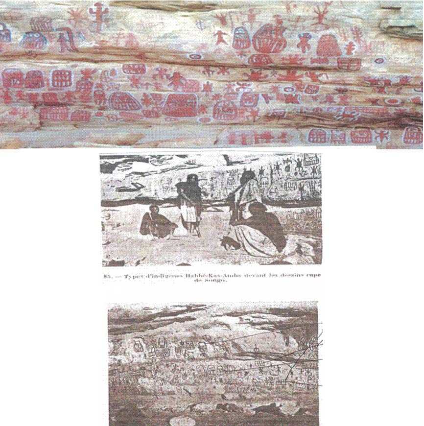 Ahora ya podemos leer las Losas de los Elefantes, escritas en lengua Malinké-Bambara, hablada en el Imperio Malí de Mansa Abubakari:
