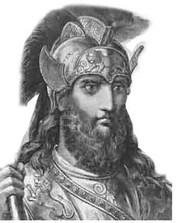 Leónidas I de Esparta (CC BY-SA 4.0)