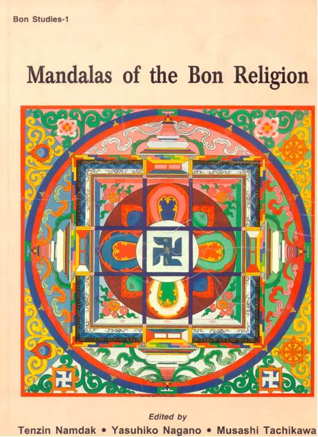 Libro sobre la religión Bön