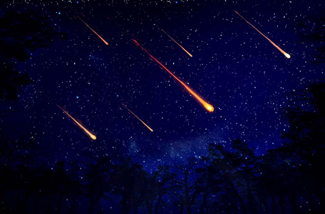 Este sereno cielo nocturno del Asentamiento Hensley del Parque Histórico Nacional Cumberland Gap de Kentucky (Estados Unidos) es perfecto para contemplar la lluvia de meteoros de las Perseidas. (NPS)