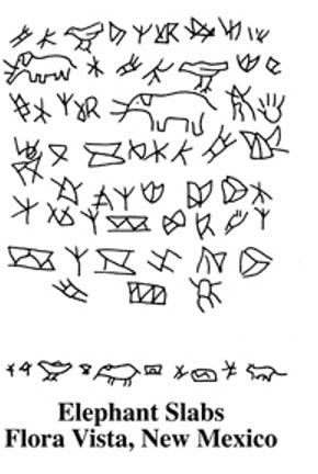 Inscripciones de las Losas de los Elefantes