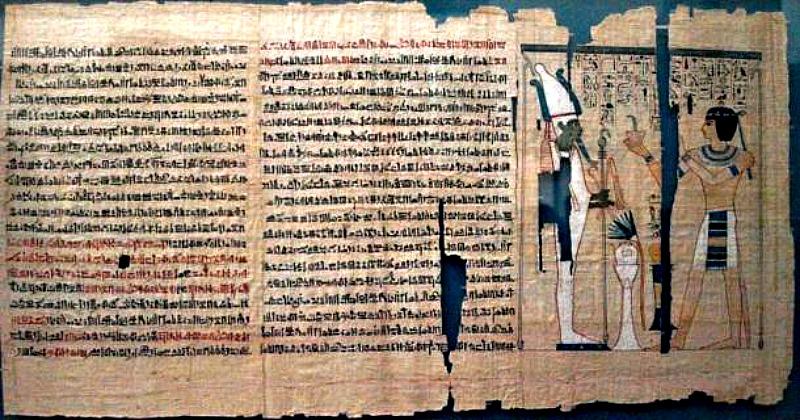 Manuscrito-egipcio