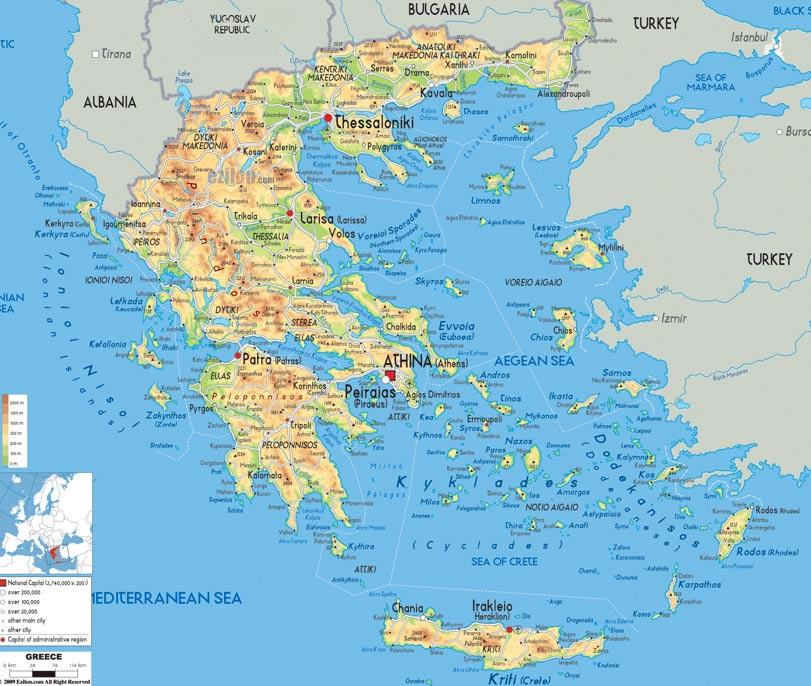 Este mapa muestra a Ikaria y Samos junto a la costa de Turquía, con Estambul a bastante distancia en dirección nordeste. Las noticias acerca de los barcos hundidos proceden de las aguas en torno a Samos y de Estambul, lugares que formaban parte de las mismas rutas marítimas en la antigüedad. (Mapa realizado por Eric Gabe/Wikimedia Commons)