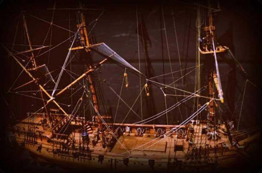 """Restos óseos hallados en barco pirata hundido podrían ser los del famoso capitán pirata Samuel """"Black"""" Bellamy"""