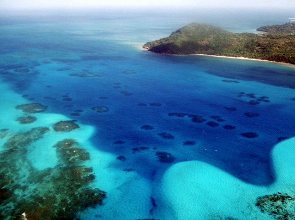 El mar Caribe emite un extraño silbido producido por una ola marina muy particular denominada 'Ola de Rossby' (Public Domain)