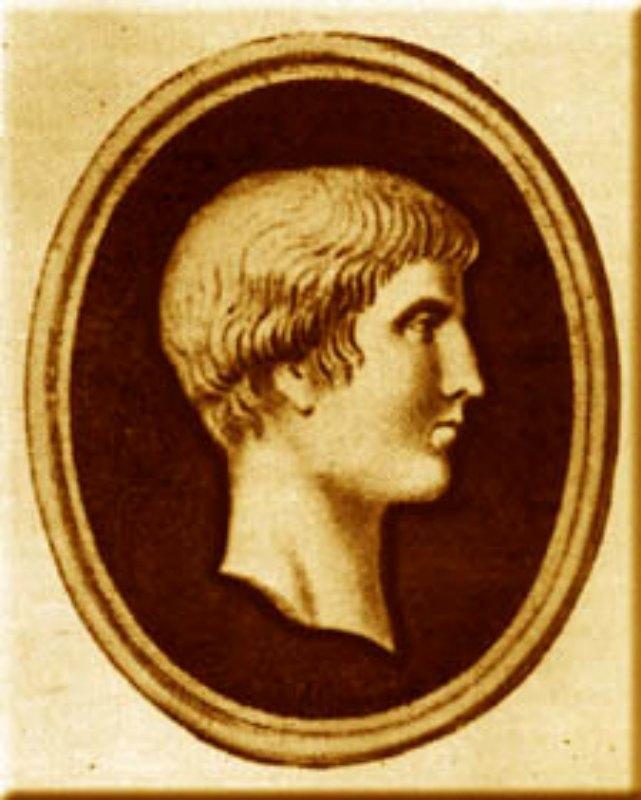 En Bílbilis nació, vivió tras su regreso de Roma y murió el célebre poeta latino Marco Valerio Marcial. (Public Domain)