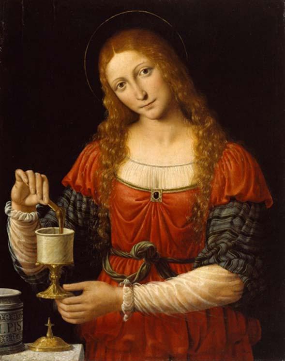 Resultado de imagen para santo grial maria magdalena