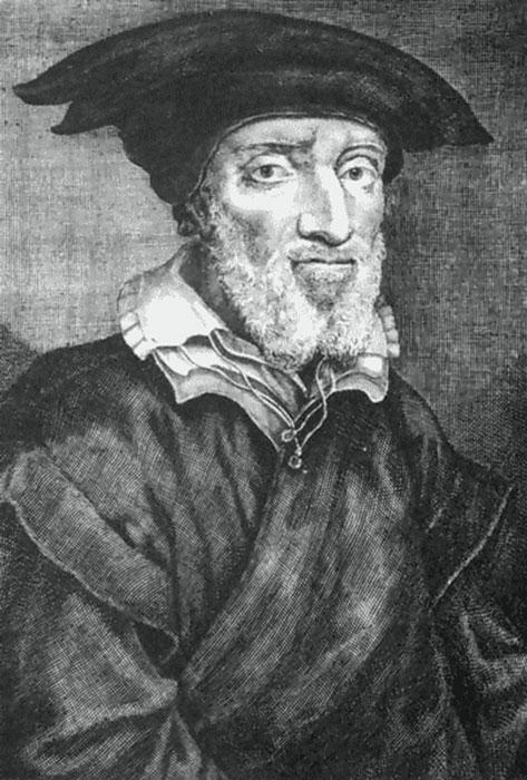 Matthias Flacius Illyricus hizo la primera mención del poema en el siglo XVI. (Tomisti / Dominio Público)