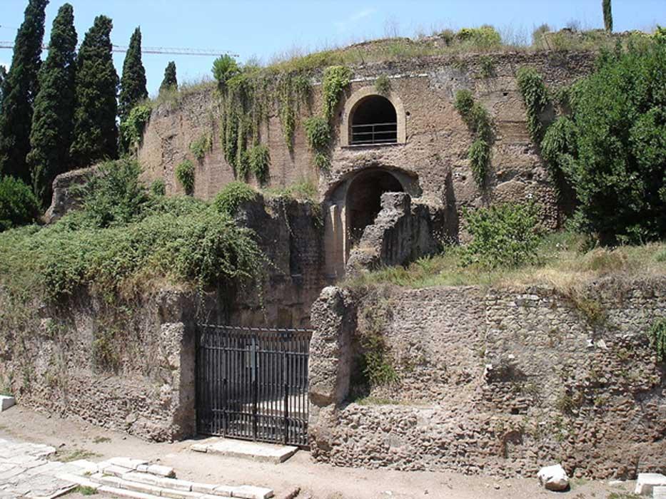 Mausoleo de Augusto, Roma (Italia). (CC BY-SA 2.0)