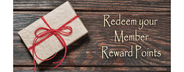 Redeem Member Reward Points