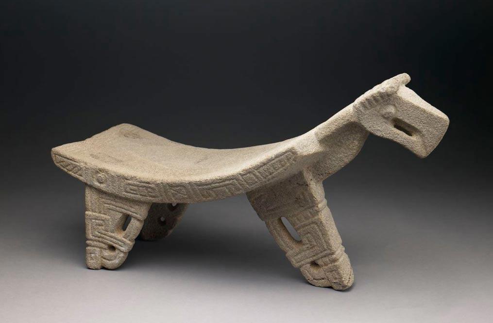 Ejemplo de un metate ceremonial. Este en concreto procede de la cultura Nicoya de Costa Rica, años 300 d. C. – 700 d. C. ( Public Domain )