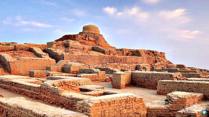 Mohenjo- Daro fue construido alrededor del año 2.500 a. C., y descubierto en 1920. El lugar ha sido objeto de importantes excavaciones arqueológicas desde entonces. (Fotografía: La Gran Época)