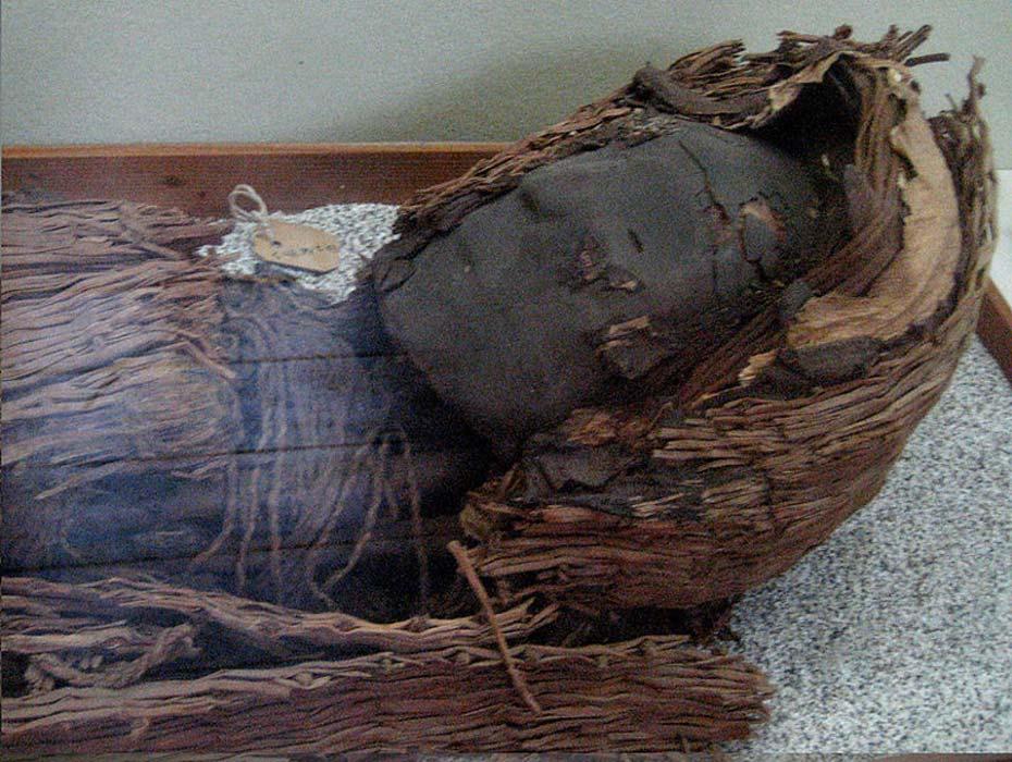 Los más antiguos restos humanos embalsamados fueron descubiertos en el desierto chileno de Atacama. (CC BY 2.0)