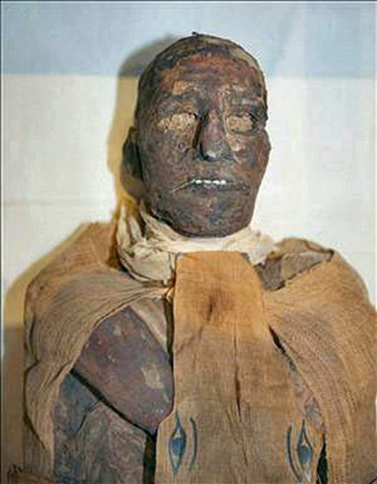 Momia del faraón Ramsés III. (Theban Royal Mummy Project)
