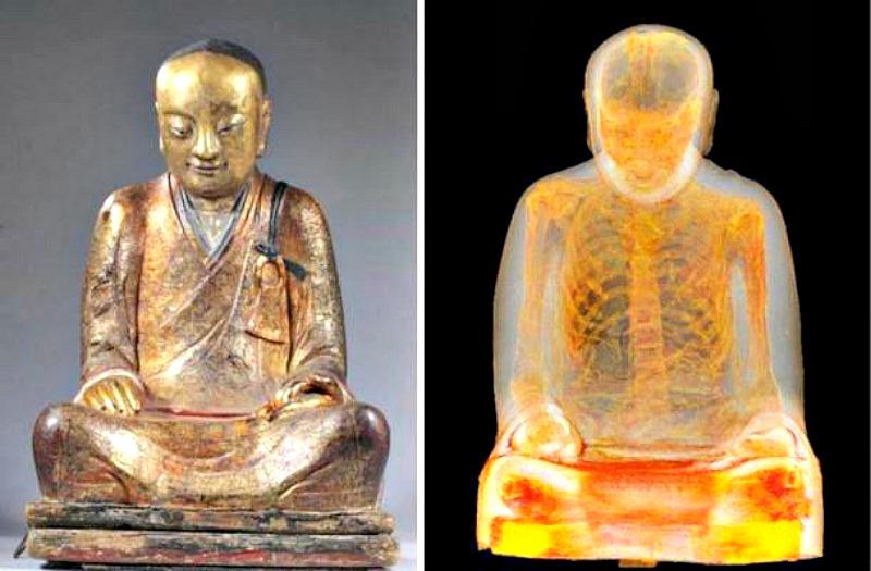 Momia-Buda