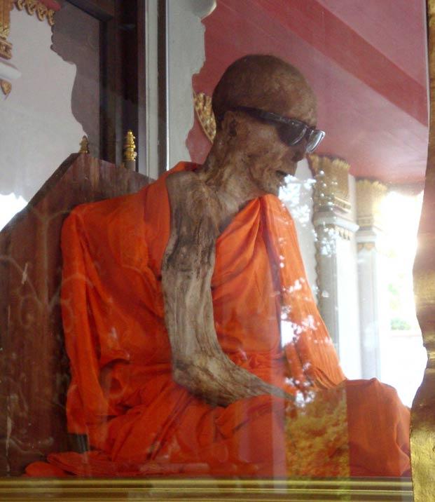 Momia budista. (CC BY-SA 3.0)