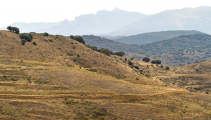 La pequeña aldea de Trasmoz está situada en las faldas del siempre impresionante Macizo del Moncayo. (Miguel Rubira García/CC BY-NC 2.0)